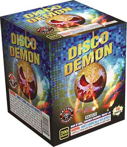 RA22510 Disco Demon 200 Gram 16 Shots Cake