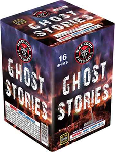 RA22505 Ghost Stories 200 Gram 16 Shots Cake