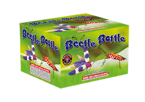 RA530121 Beetle Battle 500 Gram 40 shots Cake